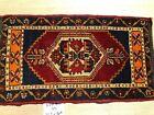 Antique Serapi Oriental Rug Hand Knotted Carpet Wool Prayer Heriz Middle East