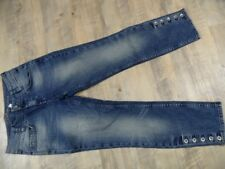Esprit de Corp. Cool Used Look Jeans Taille 28 TOP hl917