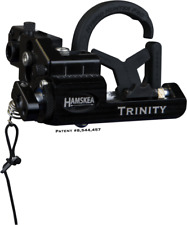 Hamskea Trinity Hunter Pro (Micro Tune) Rest - RH, LH  + PLUS Free SS Launcher