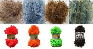 Clearance £1 Per 50g-Eyelash-Fluffy-Fur