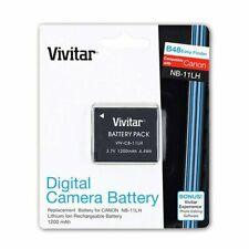 Vivitar VIV-CB-11LH Li-On RECHARGEABLE REPLACEMENT BATTERY for Canon NB-11LH