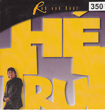 Rob van Daal-He Trut cd single