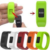 Silicone Strap Wristband Band for GarminVivoFit Jr Junior Activity Tracker New