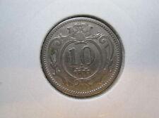 Österreich 10 Heller 1893  (377)