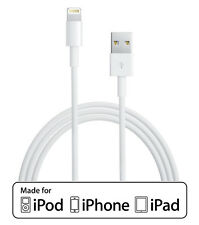 3ft Apple Certified MFI Lightning Sync Charger Cable iPod Touch 5G/6G Nano 7G