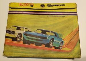Mattel Hot Wheels Redline 1968 Collector 24 Car Case