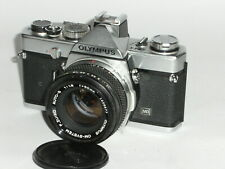 Olympus OM-1 MD very good + Zuiko 1,8/50mm EXC - new seals, tested
