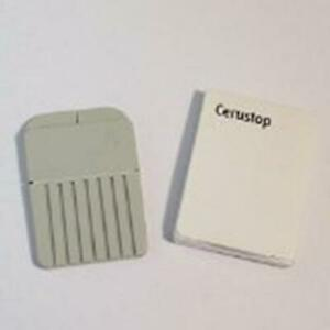 Cerustop Wax Guards Maintain Hearing Aid Widex Phonak Unitron 4x8 Packs=32 Pcs