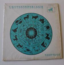 ASTROSEXUALOGIE SAGITAIRE French LP Record  Astrology Astro-Sexology Sagittarius