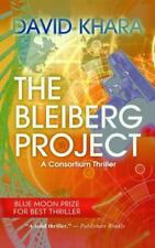 The Bleiberg Project (Consortium Thriller)-ExLibrary