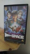 Innerspace - BIG BOX - VHS VIDEO TAPE *1566