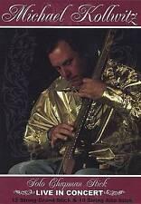 Live In Concert: Michael Kollwitz- solo DVD