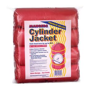 "Mangers 42"" x 18"" Hot Water Boiler/Tank/Cylinder Insulation Jacket"