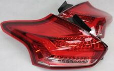 LED BAR RÜCKLEUCHTEN RÜCKLICHTER FORD FOCUS MK3 ab 2014 ROT KLAR LIGHTBAR Li+Re