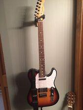 Fender Telecaster MIM Sunburst EMG 81 Upgrades