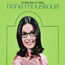 CD Nana Mouskouri : The White Rose of Athens