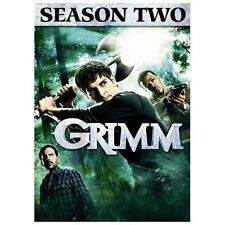 Grimm: Second Season Two 2 DVD, Brand New