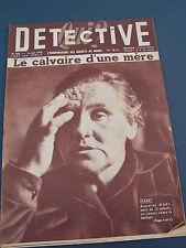 Détective 1955 463 SAINT MAURICE DE CROCQ LONGVILLERS BOULOGNE LA GRASSE DAMERY