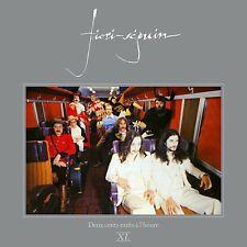 Fiori-Seguin, Deux Cents Nuits a L'heure XL (2018) CD BRAND NEW, Musica Monette
