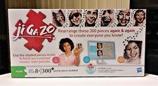 JI Ga Zo 300 Piece Puzzle CD-ROM included 2010 Hasbro New/Factory Sealed!
