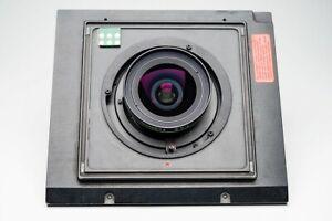 Sinar 55mm f4.5 Sinaron Digital DB Lens