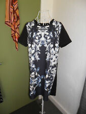 NEW Ally Size 14 Floral Shift Dress Short Sleeve New with Tags