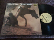 "SLIM DUSTY RODEO RIDERS VINYL LP RECORD 12"""
