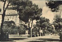 SILVI MARINA - Lungomare Via Garibaldi - ANIMATA - VIAGGIATA 1954 - Rif. 828 PI