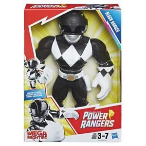 NEW HASBRO PLAYSKOOL HERO POWER RANGERS MEGA MIGHTY BLACK RANGER E5873