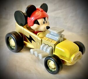 Fisher-Price Disney Mickey & the Roadster Racers Mickey's Gold Car (2016)