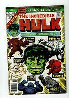Incredible Hulk Annual #5, VG+ 4.5, 2nd Appearance Groot