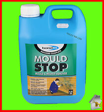 Mould Mildew Industrial Cleaner Remover Bond It Stop Mould Chemical Cleaner 2.5L