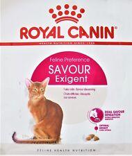 Royal Canin SAVOUR EXIGENT 4 kg - Katzenfutter - Für anspruchsvolle Katzen - NEU
