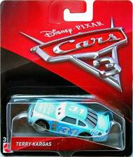Disney Pixar Cars 3 Terry Kargas Triple Dent # 31 Mattel 1:55 Scale diecast