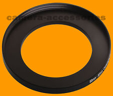 58mm to 82mm 58-82 Stepping Step Up Filter Ring Adapter 58-82mm 58mm-82mm