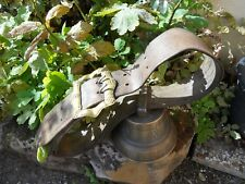 Cloche en bronze Obertino fondeur, Labergement Ste Marie Doubs vache sonnaille
