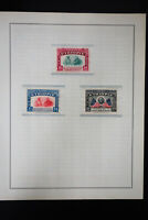 Ethiopia Roosevelt Stamp Collection