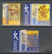 Nederland NVPH 2139-41 Vincent van Gogh 2003 Gestanst Postfris