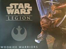 FANTASY Flight SWL25 Star Wars Legione Wookiee Guerrieri Unità Espansione NUOVO