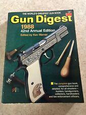 Gun Digest 1988 42nd Annual Ed. Edited by Ken Warner, FIE TX-75 and FIE Hombre