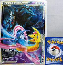 2010 -Darkrai & Cresselia Legend- Pokemon HS Triumphant Jumbo Holo Foil TCG Card
