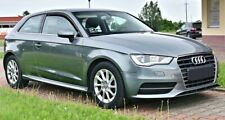 Minigonne laterali sottoporta Audi A3 8V Sline S3 look 3 porte