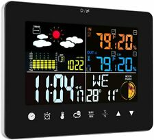 New ListingWireless Indoor Outdoor Thermometer Weather Station Hygrometer Temperature