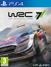 WRC 7  - PS4 ITA - NUOVO SIGILLATO  [PS40682]