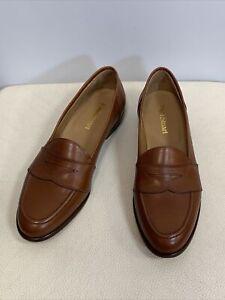 Authentic Paul Stuart mens leather shoes
