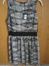 BNWT Atmosphere Crochet Waist Aztec Dress size 12 from Primark