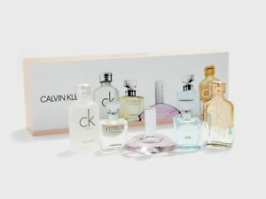CK Calvin Klein Gift Set for Women Deluxe Fragrance Travel Collection **New**