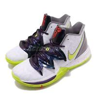Nike Kyrie 5 EP Kobe Mamba Mentality White Cyber Basketball Shoes AO2919-102