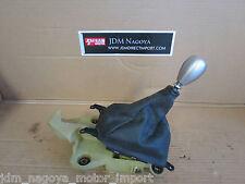 JDM 97-01 Honda Prelude 5speed M/T Transmission Shifter Box, OEM Shiftknob H22A