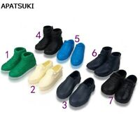 1Pair Fashion Doll Shoes Sneakers Shoes For Ken Boy Dolls Accessories 1/6 Toy